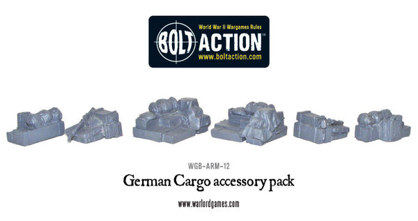 German Cargo accessory pack