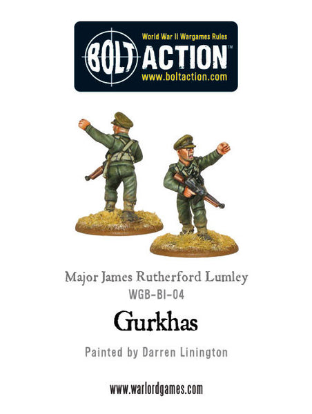 Gurkhas boxed set