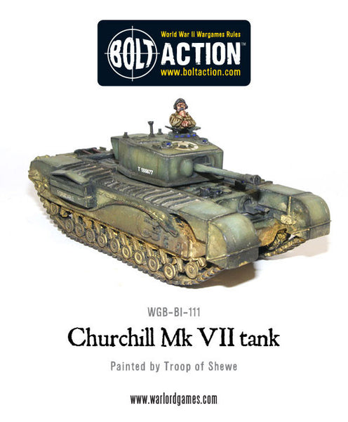 British Churchill MkVII