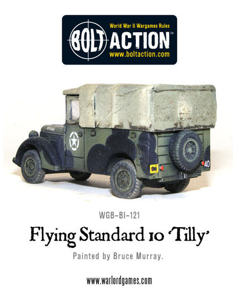 "Flying Standard 10' ""Tilly"""