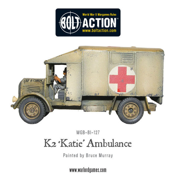 K2 'Katie' Ambulance