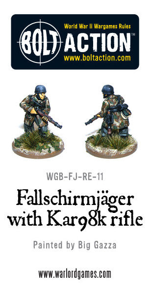 Fallschirmjager with Kar98K rifle (7)