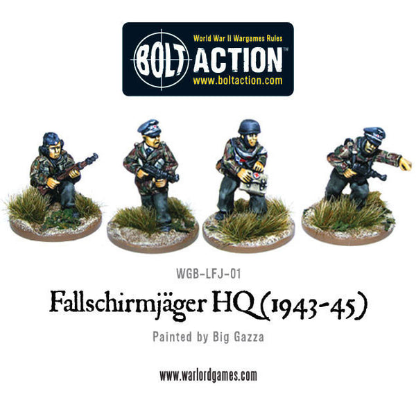 Fallschirmjager Starter Army Expansion Set