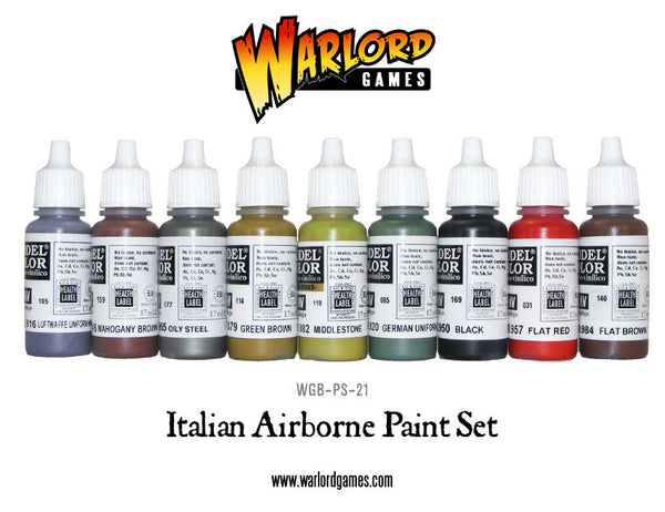 Italian Airborne Paint Set