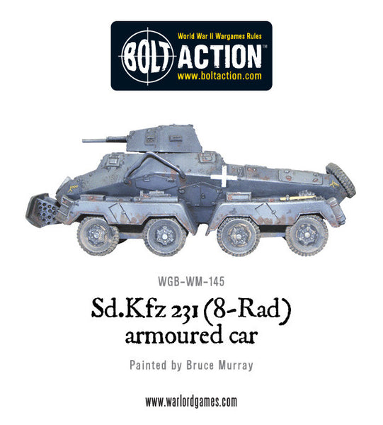 Sd.Kfz 231 (8-Rad) Armoured Car