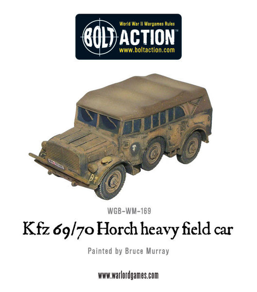 Kfz 69/70 Horch heavy field car