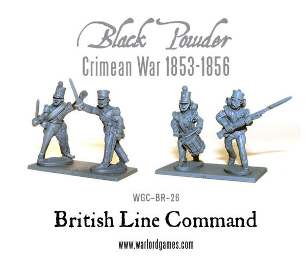 Crimean War: British Line Command 1853-1856