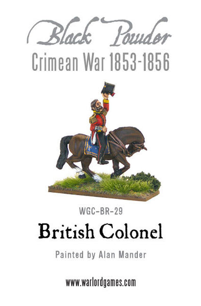 Crimean War: British Colonel 1853-1856