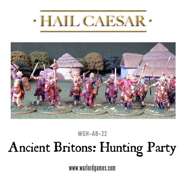 Ancient Britons: Hunting Party