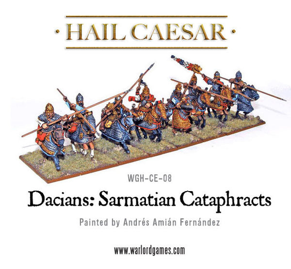 Dacians: Sarmatian Cataphracts boxed set