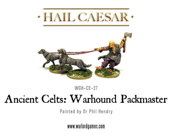 Ancient Celts: Warhound Packmaster