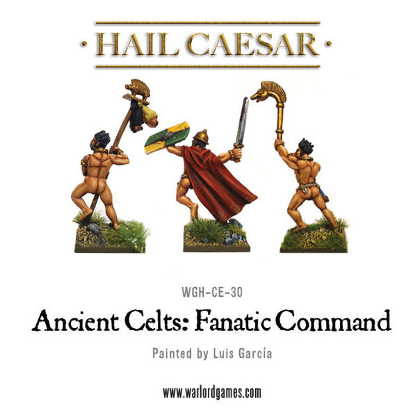 Celt Fanatic command