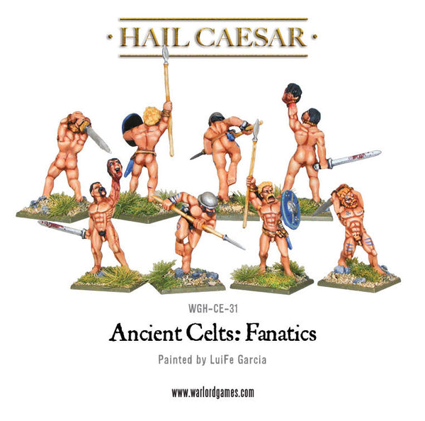 Ancient Celts: Fanatic Regiment