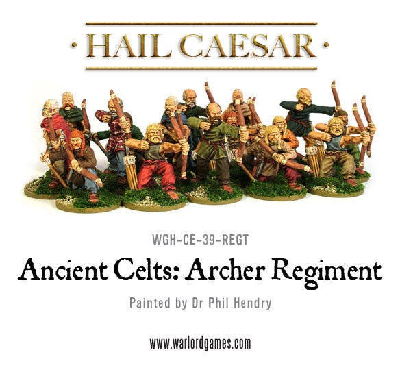 Ancient Celts: Archer Regiment
