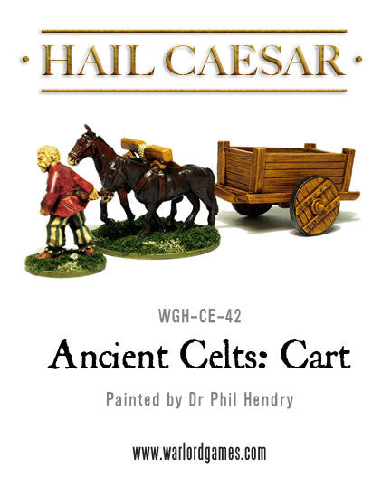 Ancient Celts: Cart