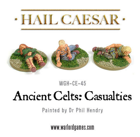 Ancient Celts: Celt Casualties