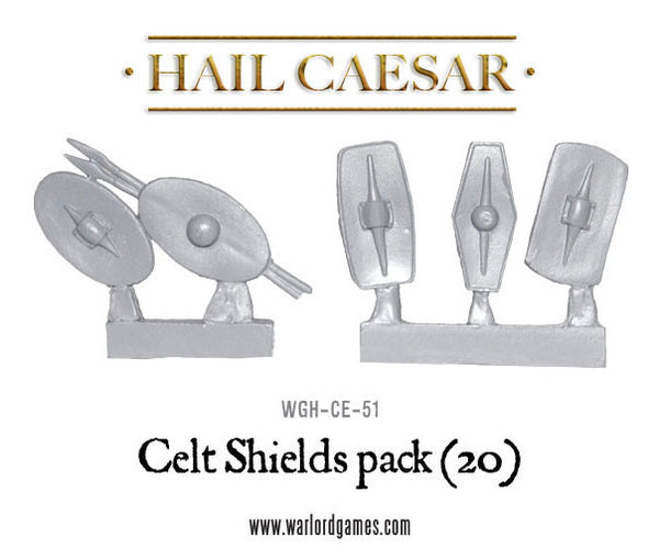 Celt Shields pack (20)