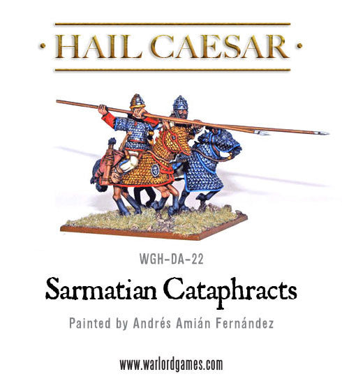 Dacians: Sarmatian Cataphracts