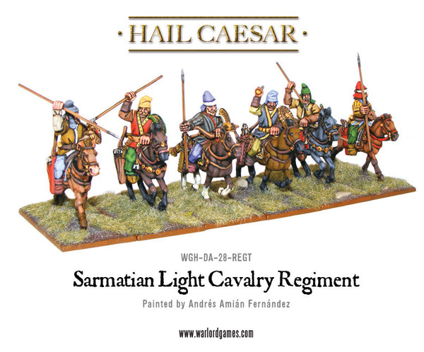 Sarmatian Light Cavalry regiment