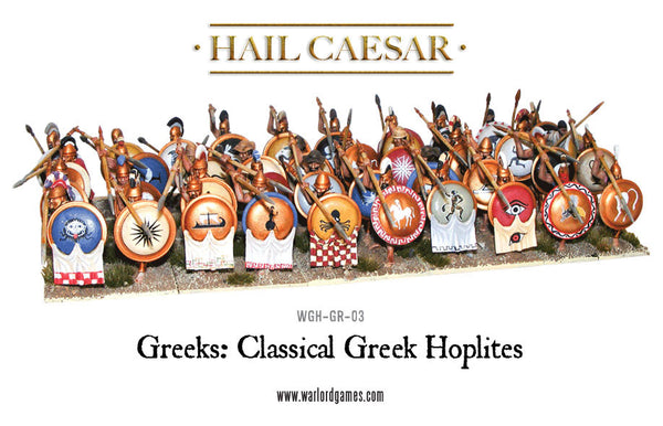 Greeks: Classical Greek Phalanx