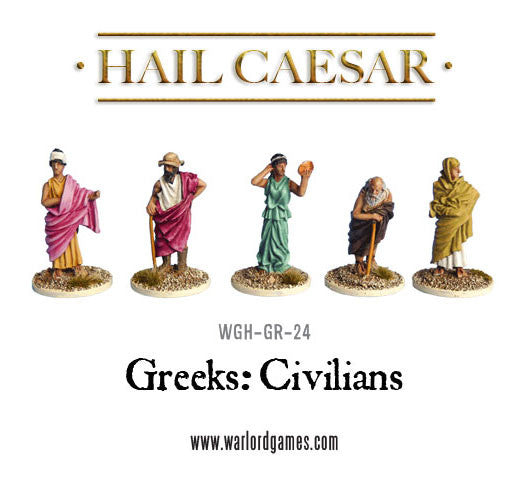 Greeks: Greek Civilians