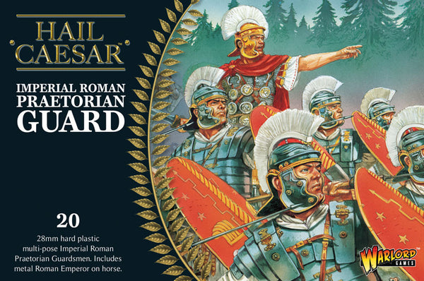 Early Imperial Romans: Praetorian Guard