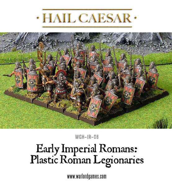 Early Imperial Romans: Legionaries set (30)