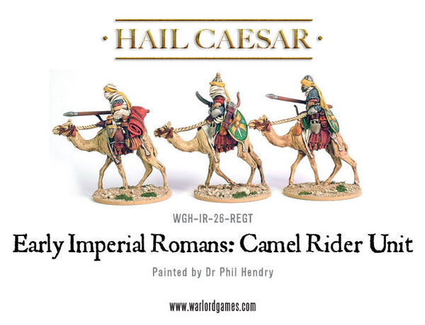 Early Imperial Romans: Camel Rider Unit