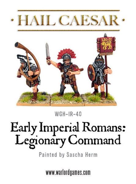 Early Imperial Romans: Legionary Command