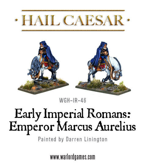 Early Imperial Romans: Emperor Marcus Aurelius