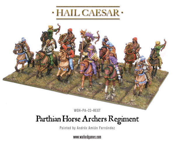 Parthian Horse Archer Regiment