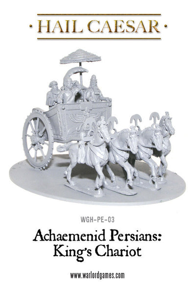 Persian King's Chariot