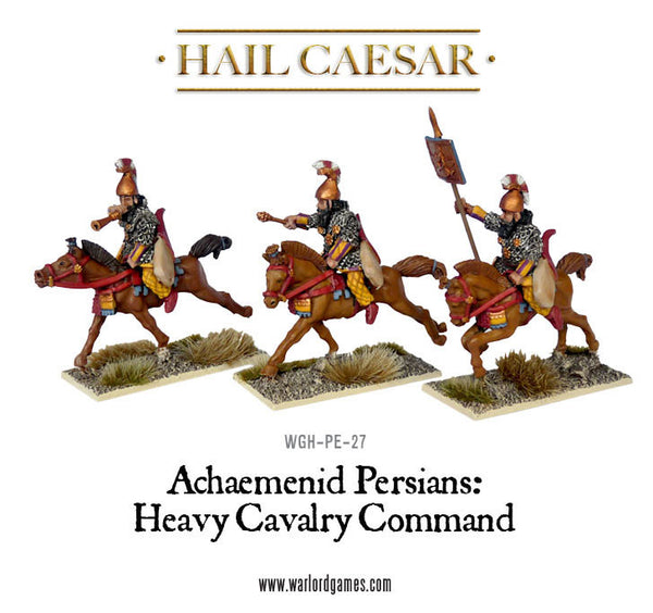 Persian heavy cavalry command