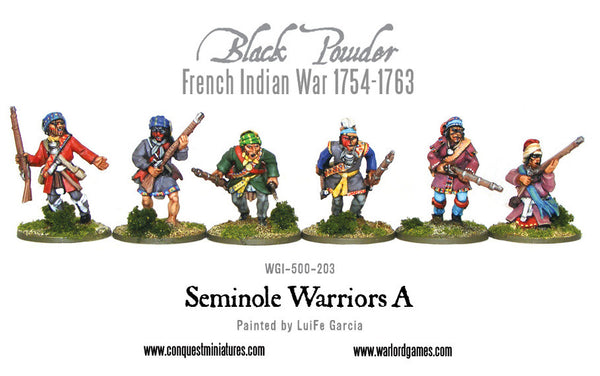 Seminole Warriors A