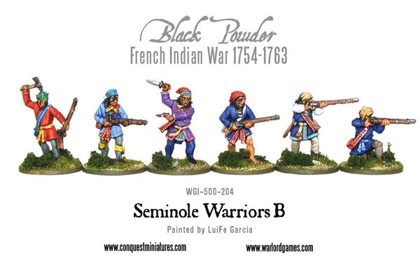 Seminole Warriors B