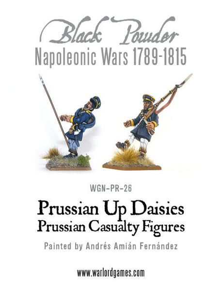 Napoleonic Wars: Prussian Landwehr Casualties 1813-1815