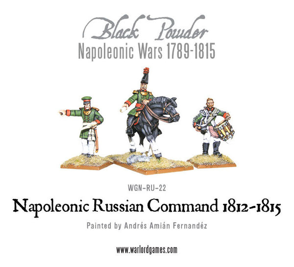 Napoleonic Wars: Russian  Command 1812-1815