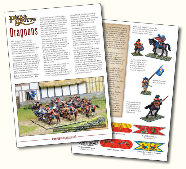 Dragoons boxed set