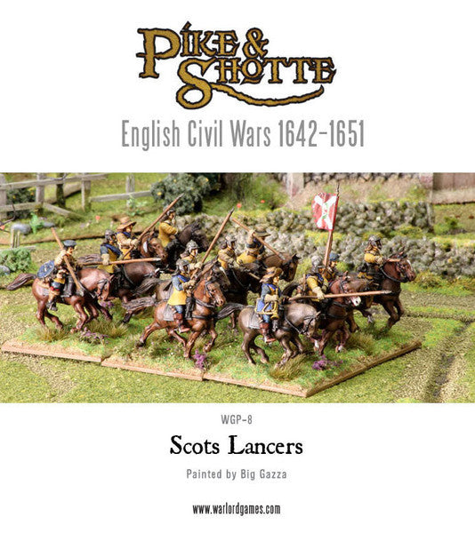 ECW Scots Covenanter Starter Army