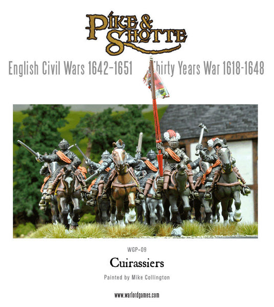 Cuirassiers boxed set