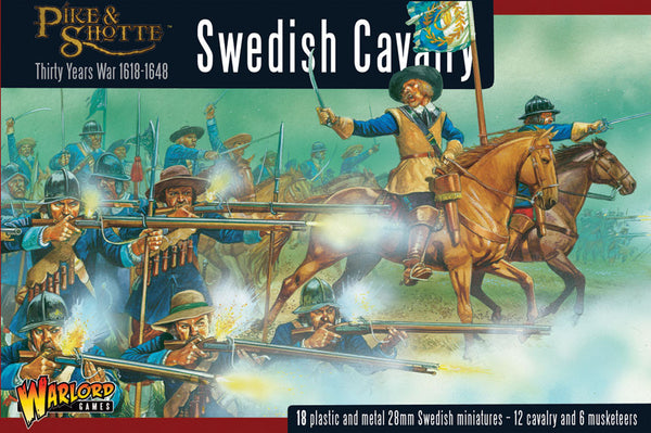 Swedish Cavalry boxed set