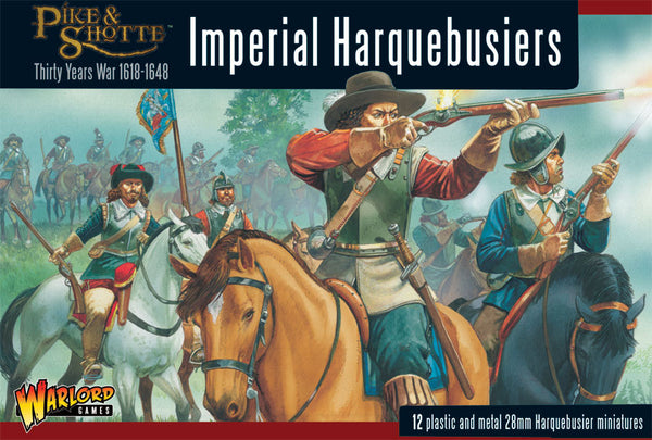 Harquebusiers boxed set