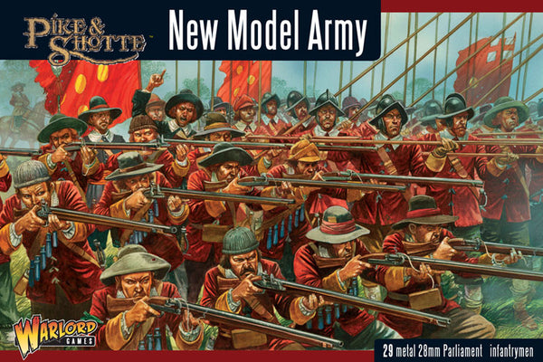 New Model Army boxed set