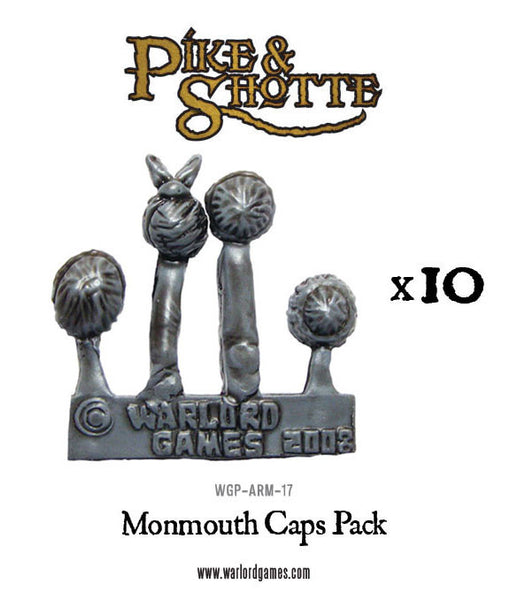 Monmouth cap pack