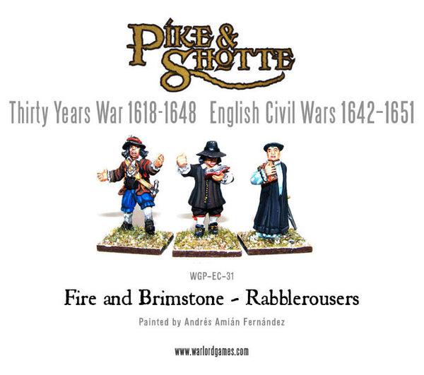 Fire and Brimstone - Rabblerousers