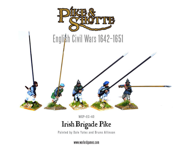 Irish Brigade Pike