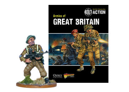 Bolt Action Great Britain