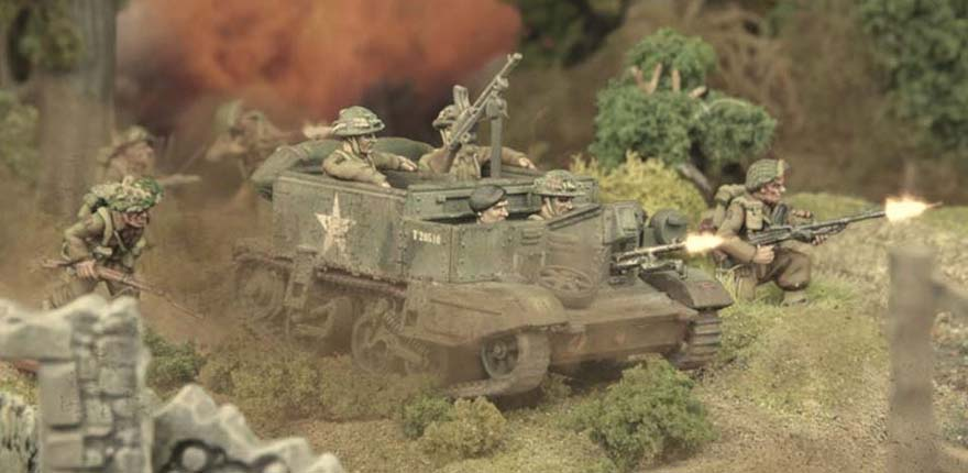 Bolt Action British 28mm