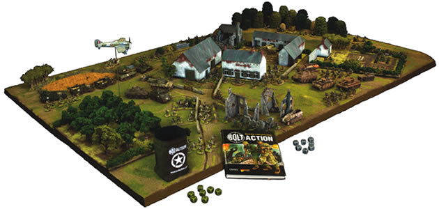 Bolt Action Terrain