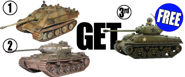 3 for 2 on Selected Resin Vehicles